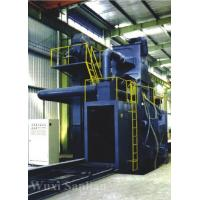 Wholesale Automatic Welding H-Beam Production Line / Shot Blasting Machine For Surface Cleaning from china suppliers