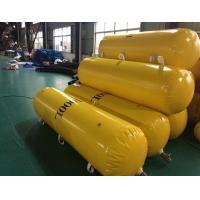 Buy cheap Pillow type load testing water bag for free fall life boat from wholesalers
