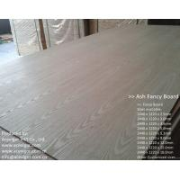 Wholesale Ash Fancy Plywood 1220 x 2440mm from china suppliers