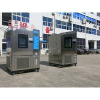 Wholesale 408L Temperature Humidity Chamber For Instrument / Automobile / Plastic / Metal from china suppliers