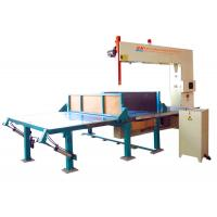 Wholesale Industrial Vertical Foam Cutter For Sponge Mattress , Polyurethane Foam Cutting Tools from china suppliers