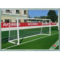 Buy cheap Rust Protection Soccer Field Equipment Removable Soccer Wing 11 Man Soccer Goal Post from wholesalers