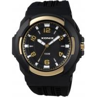 Buy cheap EL light Mens analog sports watches  With silicon band model QW from wholesalers