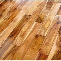 Wholesale natural color small leaf(short leaf) acacia eningeered wood flooring from china suppliers