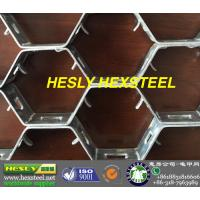 Buy cheap 1Cr13 Hex steel, hex mesh,the biggest hexmesh manufacture in North china from wholesalers