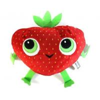Wholesale Cloudy with a Chance of Meatballs 2 Strawberry Berry Stuffed Plush Toys from china suppliers