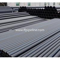 Wholesale HDPE PIPE FOR WATER AND GAS NETWORKS from china suppliers
