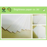 Wholesale 230gsm - 400gsm Packaging Box Paper FBB Paperboard Single Side Coated from china suppliers