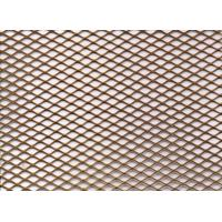 Wholesale Flat Top Crimped Hot-Dipped Galvanized Wire Mesh 301 302 304 For Barbecue from china suppliers