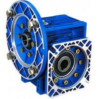 Wholesale 0.06kw - 7.5kw RV Series Speed Reduction Gearbox NMRV..F BL Worm Shaft Reducer from china suppliers