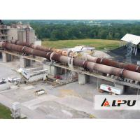 Wholesale Capacity 180 t/d Rotary Kiln Production Line Calcination for Limestone Dolomite Chalk from china suppliers