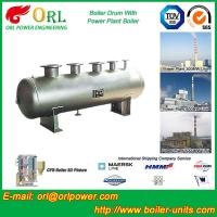 Wholesale Reduce emissions gas steam boiler mud drum TUV from china suppliers