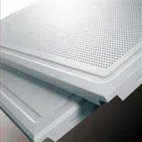 Wholesale 2015 latest aluminum acoustic ceiling tiles from china suppliers