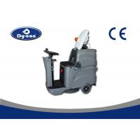 Wholesale 24V Power Ride On Floor Scrubber Dryer Machine Remote Technial Support from china suppliers