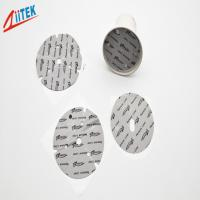 Wholesale Self-Adhesive Silicone 1mm T Thermal Gap Pad 45 Shore 00 TIF140-02S for LED Bulb Lights from china suppliers