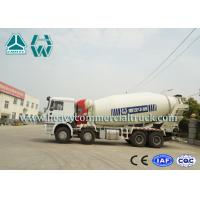 Wholesale 14 Cubic H7 Multi Functional Cement Mixer Truck Manual Control Euro 4 from china suppliers