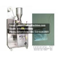 Wholesale food packing bag packing machine back sealing tea bag packing machine from china suppliers