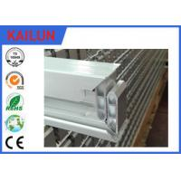 Wholesale Hollow Aluminium Solar Panel Frame , Self Crimped Extruded Aluminum Framing En 755 from china suppliers