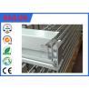 Buy cheap Hollow Aluminium Solar Panel Frame , Self Crimped Extruded Aluminum Framing En 755 from wholesalers