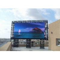 Wholesale Outdoor Full Color LED Screen Display Stage Backdrop 760mm x 760mm from china suppliers