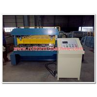 Wholesale Strong Concrete Floor Decking Tile Roll Forming Machinery Made in Hangzhou, China from china suppliers