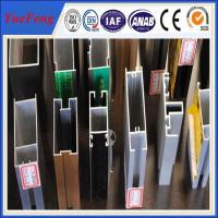 Wholesale Aluminum extrusion profiles aluminium profiles, aluminium extrusion greenhouse frame from china suppliers