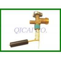 China USA Propane Gas Cylinder Valves with OPD or not , Model 402 / UL on sale
