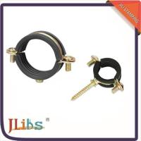 Wholesale Brass Scaffolding Rubber Lined Pipe Clamps from china suppliers