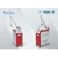 Wholesale Medical CE acne scar removal tattoo removal Q Switch ND YAG Laser machine from china suppliers