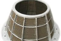 Wholesale wedge wire centrifuge basket from china suppliers