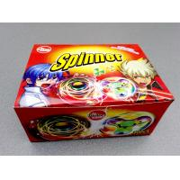 Wholesale Nice Taste Spinner Candy With Funny And Lovely Shape , Kids Love from china suppliers