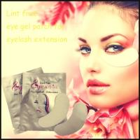 Wholesale free line eye patch, eye pad for eyelash extension from china suppliers
