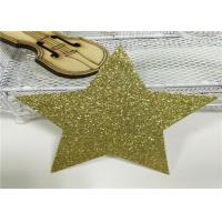 """Wholesale 300gsm Glitter Paper Glitter Banner Letters 3"""" Tall Star For Party Decoration Banner from china suppliers"""