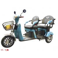 Wholesale Battery Powered Recreational 3 Wheel Trike Passenger Auto Rickshaw 48V 500W from china suppliers
