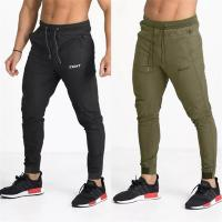 China Zip Pockets Design Mens Exercise Pants OEM Service Supply Spring Season for sale