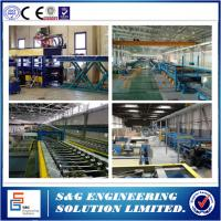 Wholesale 18 - 36m Double Belt Machine PU Sandwich Panel Production Line  For Wall & Roof from china suppliers