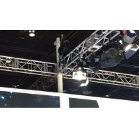 Quality Silver 1.5m Mini Aluminum Stage Truss , Non toxic Light Duty aluminum lighting truss for sale