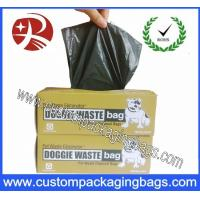 Wholesale Degradable Plastic Dog Poop Bags With Box For Animal from china suppliers