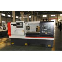 Wholesale CK6150 / CK6160 CNC lathe machine four - piece electric turret manual chuck from china suppliers
