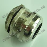 Wholesale nickel plated brass cable gland from china suppliers
