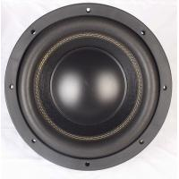 Wholesale Durable Car Audio Subwoofer / Shallow Mount 15 Inch Subwoofer Fexible Foam Surroud from china suppliers