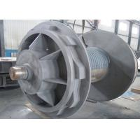 Wholesale Customization Large Winch Drum For Offshore Platforma Or Ship Deck from china suppliers