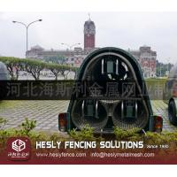 Wholesale Mobile Security Barrier Razor Wire Prism from china suppliers