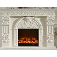 Wholesale Classical Custom Antique Decorative Fireplace As Home Decoration from china suppliers
