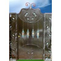 Quality Interior Door Forged Iron for sale