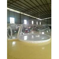 Wholesale Fireproof Clear PVC Inflatable Indoor Party Tent For Exhibition / School from china suppliers