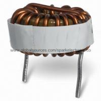 Wholesale Toroidal Inductor Choke Coil with 40°C Temperature from china suppliers
