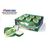 Wholesale After Dinner Round Mint Candy , Delicious Sour Watermelon Candy from china suppliers