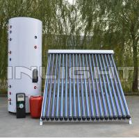 Wholesale White Active Split Solar Water Heater , 300L Solar Heating System For Homes from china suppliers