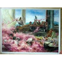Buy cheap Oil PAINTING Repro Alma-Tadema the Roses of Heliogabalus from wholesalers